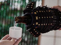 BOTTLE COVER - ボトルカバー サムライ鎧